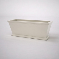 Laguna Tapered Premier Composite Commercial Planter 48in.L x 18in.W x 18in.H