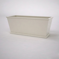 Laguna Tapered Premier Composite Commercial Planter 60in.L x 24in.W x 24in.H