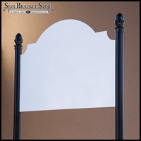 Large Elegant Post & Panel System