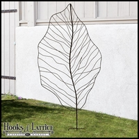 Large Leaf Trellis