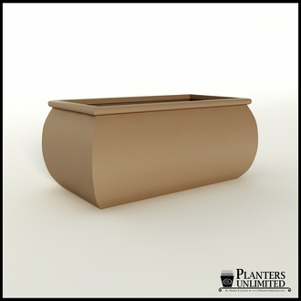 Laurelwood Rectangle Planter