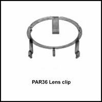 Lens Clip For Par36 Outdoor Lighting Fixtures