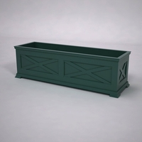 Lexington Premier Composite Commercial Planter 60in.L x 18in.W x 18in.H