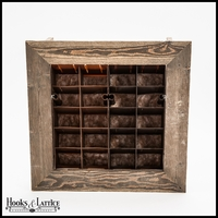 Living Wall Kit with Wide Reclaimed Ghostwood Frame