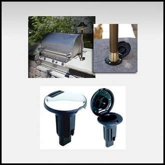 Low Voltage Landscape Lighting Accessories