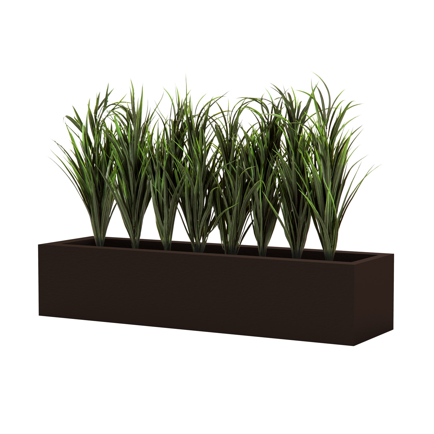 Modern Planters Outdoor Lush grass in low 8inh modern planter outdoor rated h modern planter outdoor rated click to enlarge workwithnaturefo