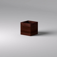 Madera Square Planter 24in.L x 24in.W x 24in.H