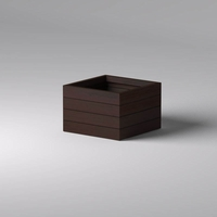 Madera Square Planter 36in.L x 36in.W x 24in.H
