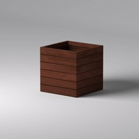 Madera Square Planter 36in.L x 36in.W x 36in.H