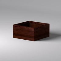 Madera Square Planter 48in.L x 48in.W x 24in.H