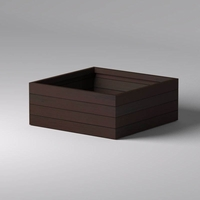 Madera Square Planter 60in.L x 60in.W x 24in.H