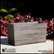 Madera Tapered Fiberglass Commercial Planter 24in.L x 24in.W x 18in.H
