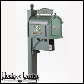 Mailboxes and Mailbox Posts