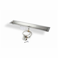 Match Light Linear Trough 'V' shape