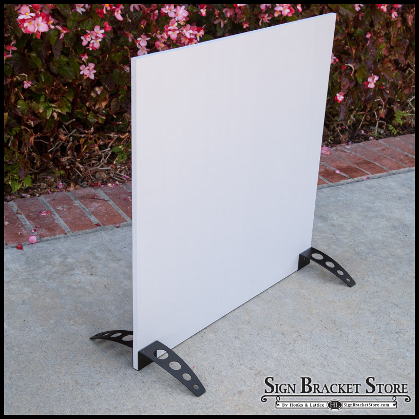 Medium Sign Stand 1 2 Inch Substrate
