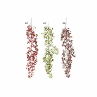 4' Mini Berry Garland (2 Colors)