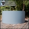 Modern Round Commercial Planter 48in.Dia. x 48in.H