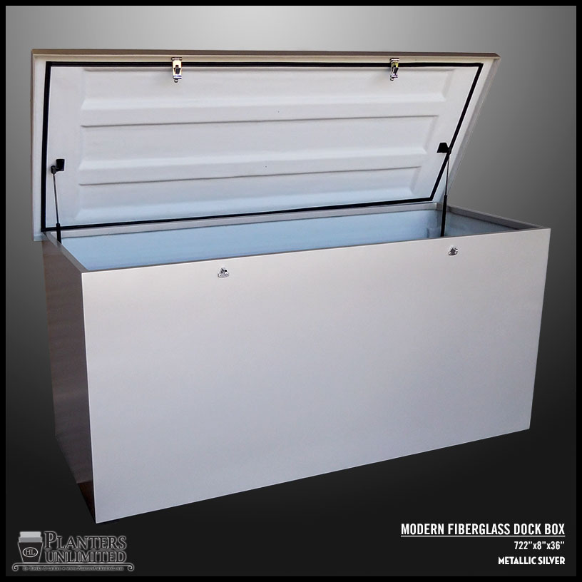 Beau Modern Fiberglass Dock Boxes Click To Enlarge