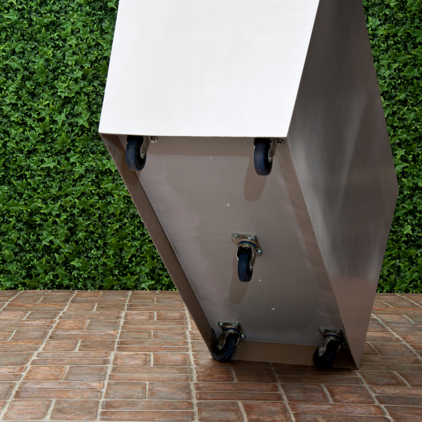 """96 Best Images About Wpc Planter Pot: 96"""" Modern Rolling Planters And Pots"""
