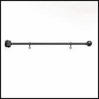 Modular Pole/Post Mount Banner Bracket Kit