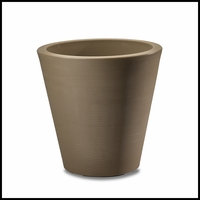 Mondrian 26in. Tapered Planter - Cider