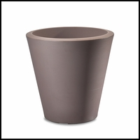 Mondrian 26in. Tapered Planter - Thistle