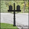 Morningside Double Mail Box Complete System