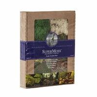 Mossy Fairy Garden Kit - Small