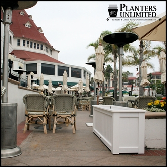 Planters on Casters