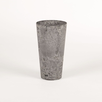 7.5in. Naples Tall Flower Pot