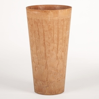14in. Naples Tall Flower Pot - Terra Cotta