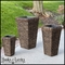 Natural Wicker Planters