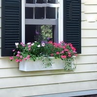 Newport Self Watering Window Box Planters