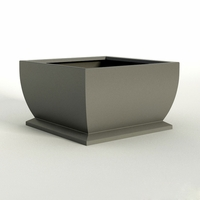 Novara Square Planter 60in.L x 60in.W x 42in.H