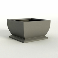 Novara Square Planter 72in.L x 72in.W x 42in.H