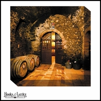 Old World Wine Cellar - Canvas Artwork