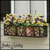 Orleans Aluminum Window Box
