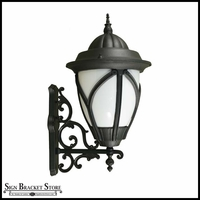 Ornate Wall Fixture - 120V