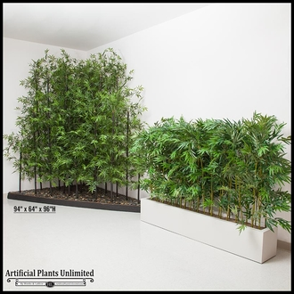 Outdoor Artificial Bamboo Forests