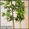 Outdoor Artificial Bamboo Cluster in Planter, 6 Canes