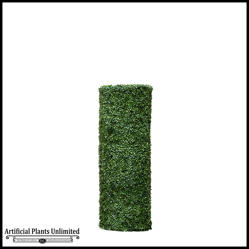 outdoor artificial topiary plants and columns - artificial plants Artificial Shrubs and Plants