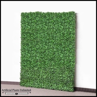 English Ivy Artificial Outdoor Living Wall 72in.L x 48in.H