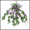 26in. Morning Glory Vine, Outdoor Rated - Purple