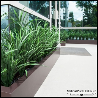 Outdoor Artificial Reeds & Tall Grasses