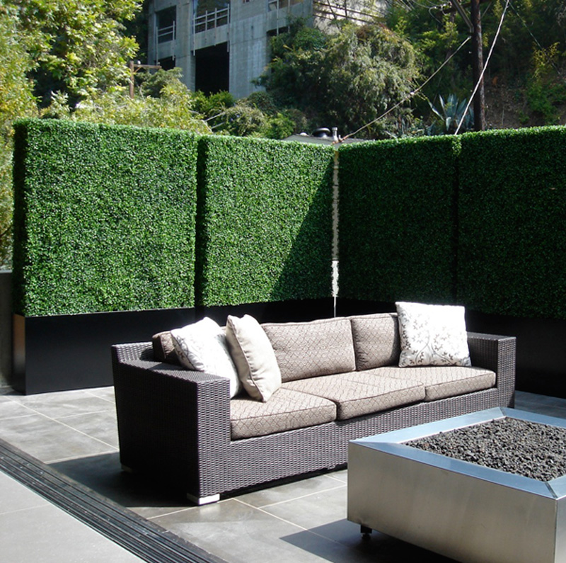 artificial outdoor plants, artificial hedges, outdoor fake plants Artificial Shrubs and Plants