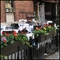 Outdoor Restaurant Planters