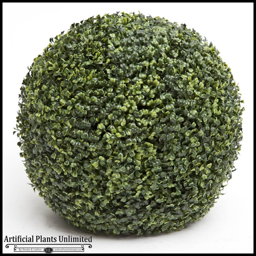Outdoor Artificial Topiary Ball Outdoor Topiary Balls
