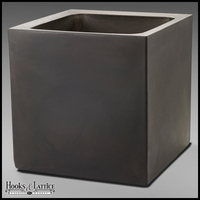 Paradiso 19in. Square Planter in Old Bronze