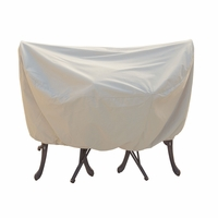 "Patio Furniture Covers - For 36"" Bistro/ Café Table & Chairs"