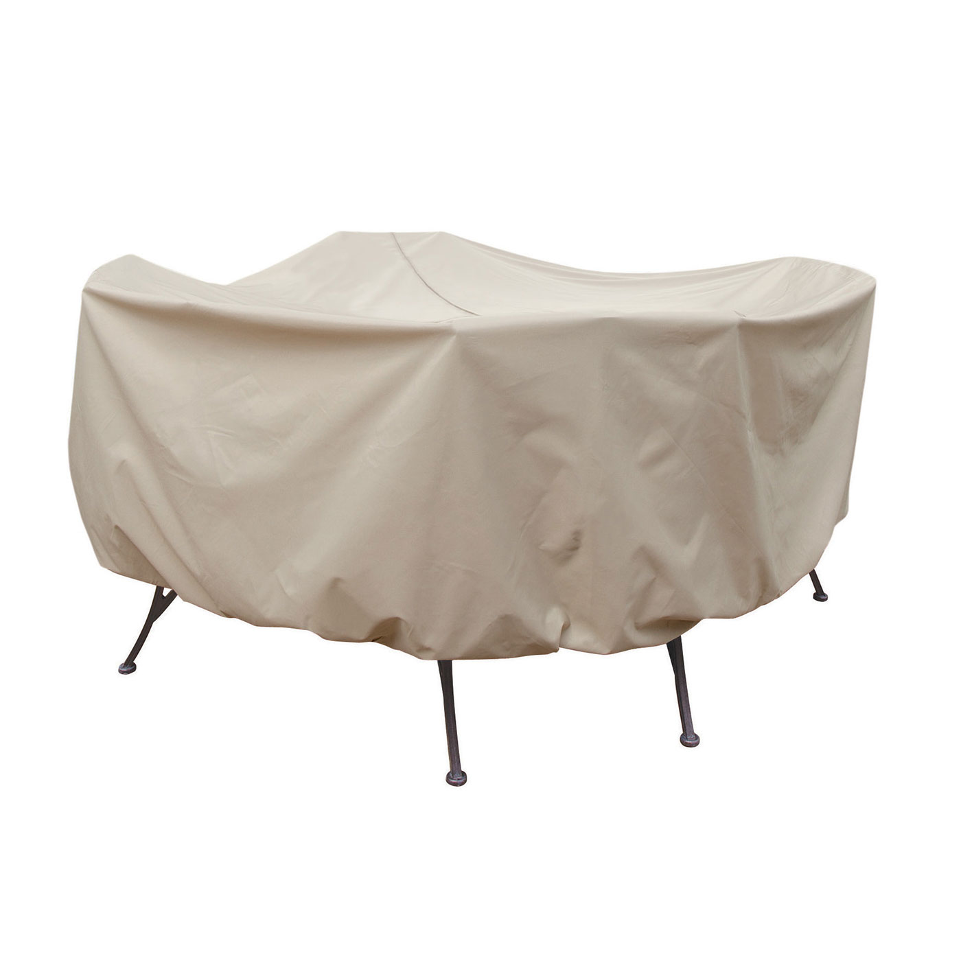 Table Cover With Umbrella Hole Patio Set Cover - 54 round patio table